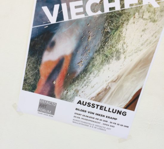Viecher Plakat